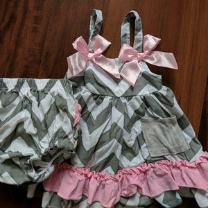 Other - Baby girl summer dress